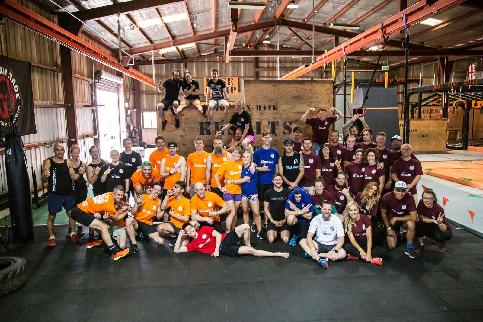 Australia Ninja Games